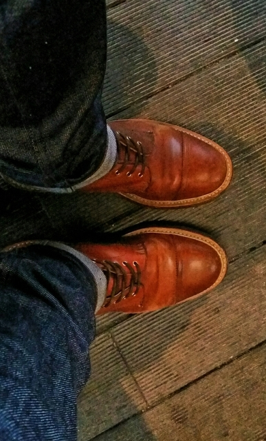 Johnny5's photos in Offical TRICKERS shoes and boots thread