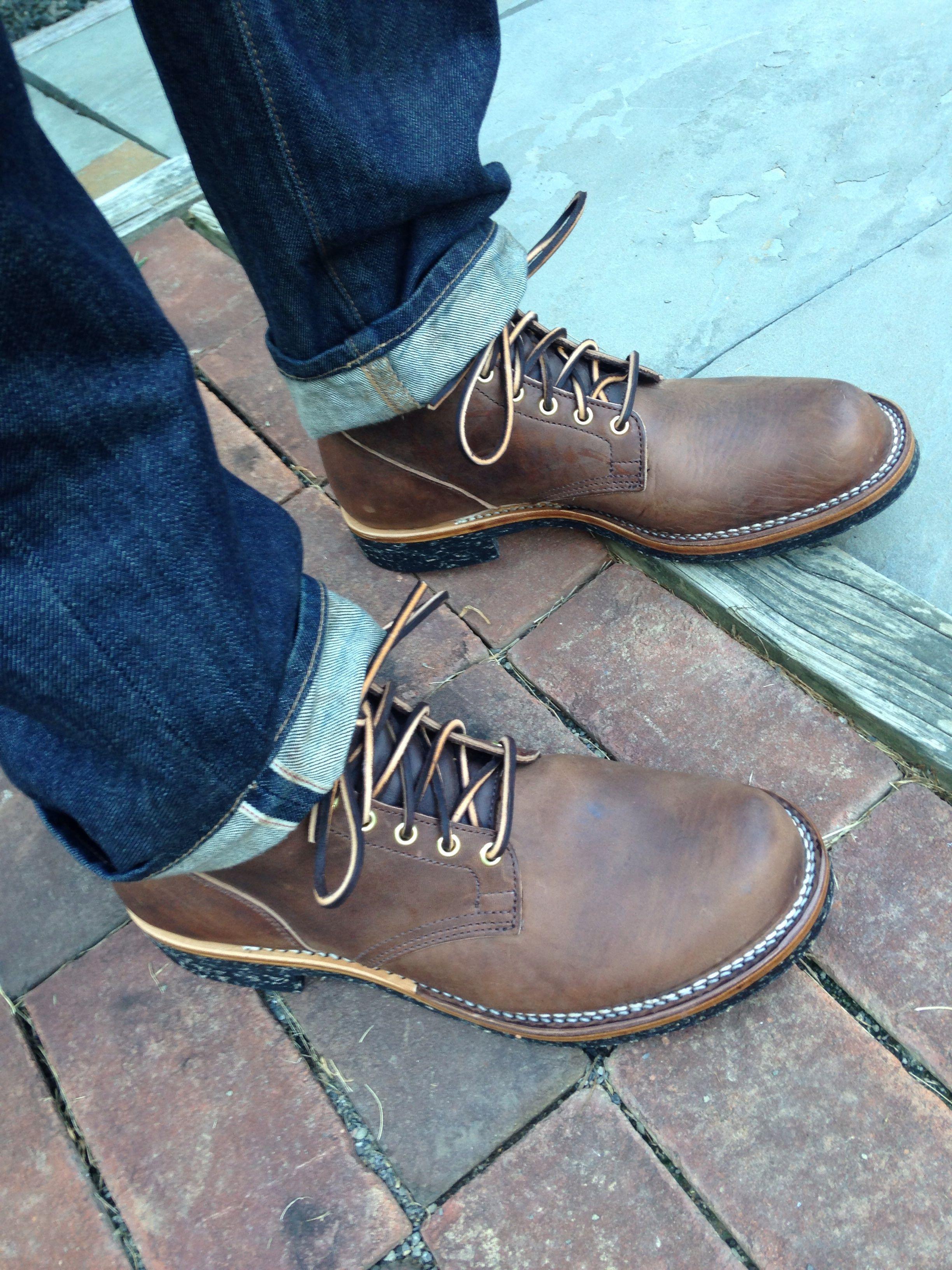 FENWAY's photos in Viberg Boots
