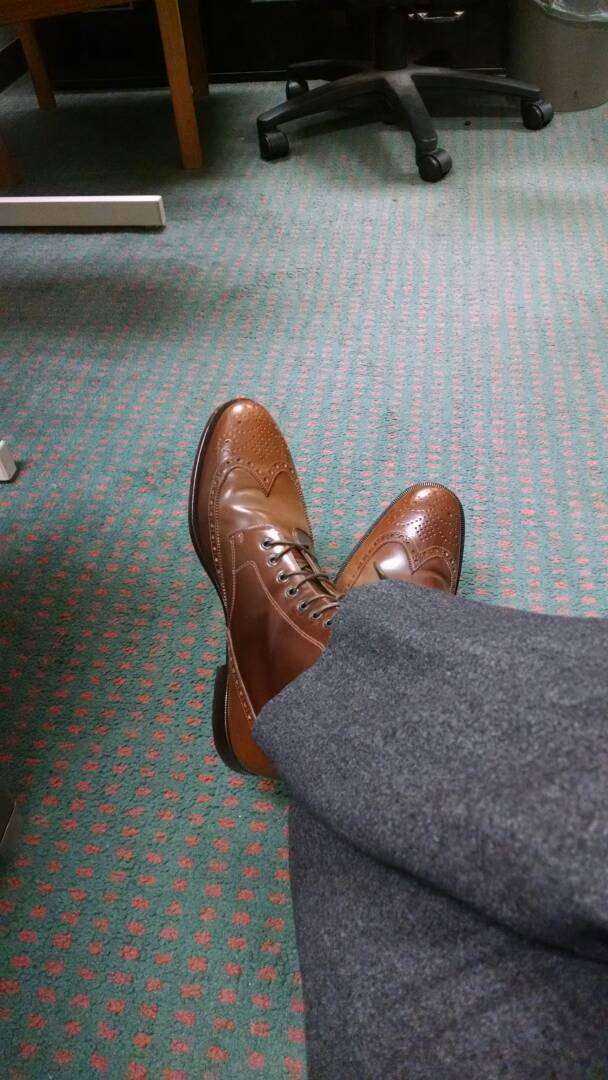 SomethingsFishy's photos in The Shell Cordovan, non-Alden Shoe and Boot Thread