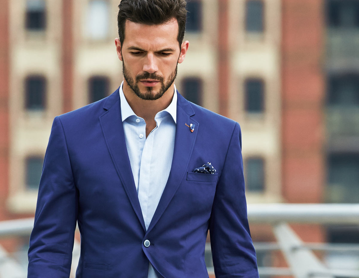Mastering Business Casual: The Mismatched Suit