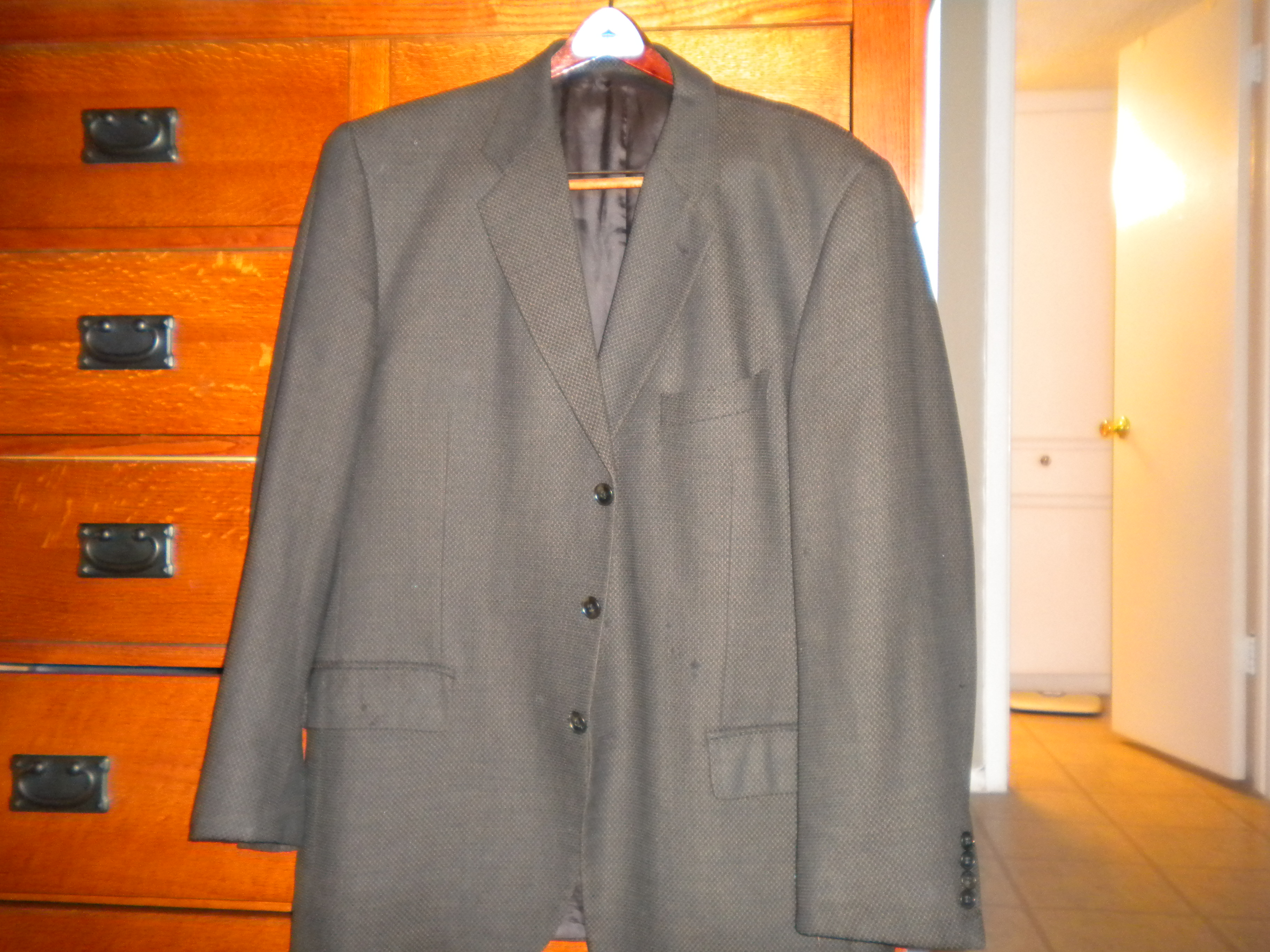 Bespoke Joseph Abboud sports coat