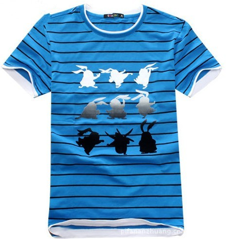 http://www.forever-pretty.com/default/fashionable-mixed-colors-short-sleeve-printing-t-shirt-blue.html